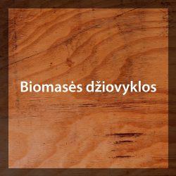 Biomasės džiovyklos