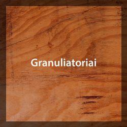 Granuliatoriai