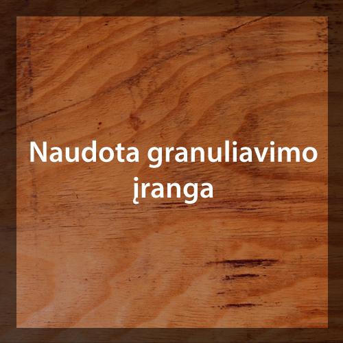 naudota_granuliavimo_iranga_karnideco-lt